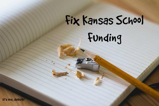 Fix Kansas School Funding