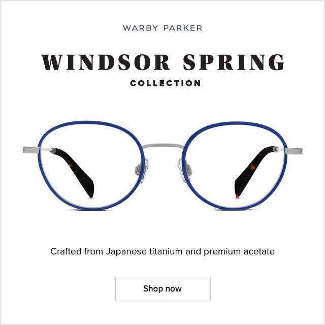 Warby Parker's Spring Collection