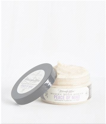 Cool Calm and Cleansed Body Scrub