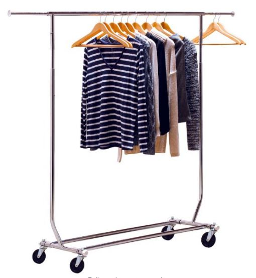 Commercial Grade Clothing Rack