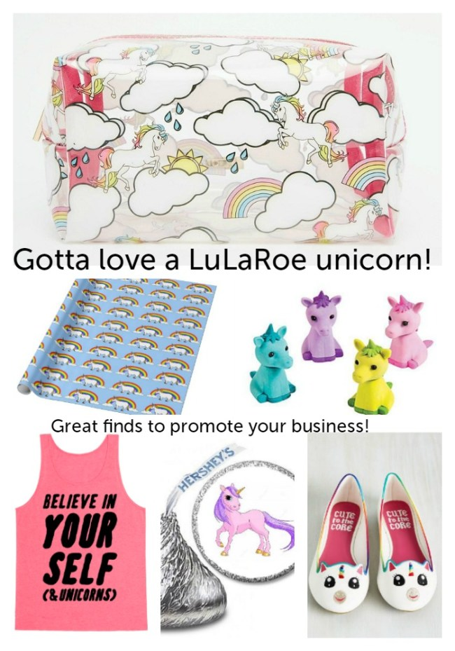 Gotta love a LuLaRoe Unicorn!