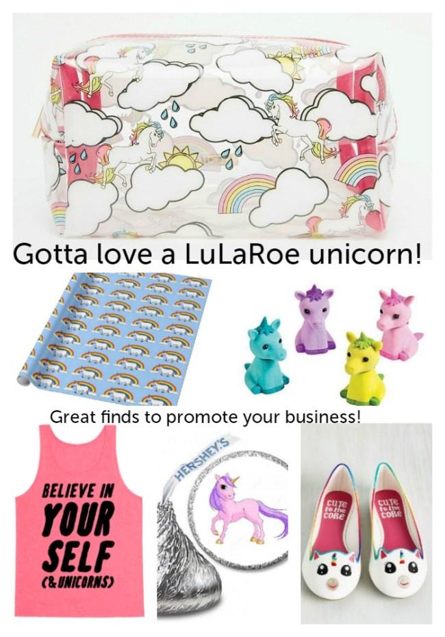 Gotta love a LuLaRoe Unicorn!