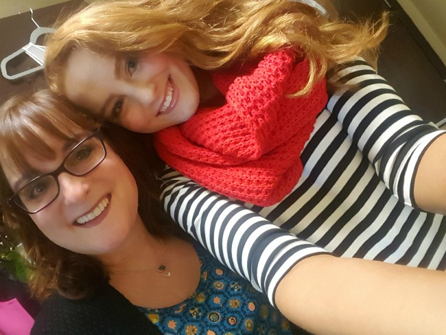 Miss Prairie Fire and Mama