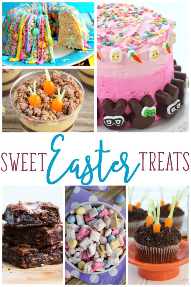 Sweet easter treats you won't want to miss!