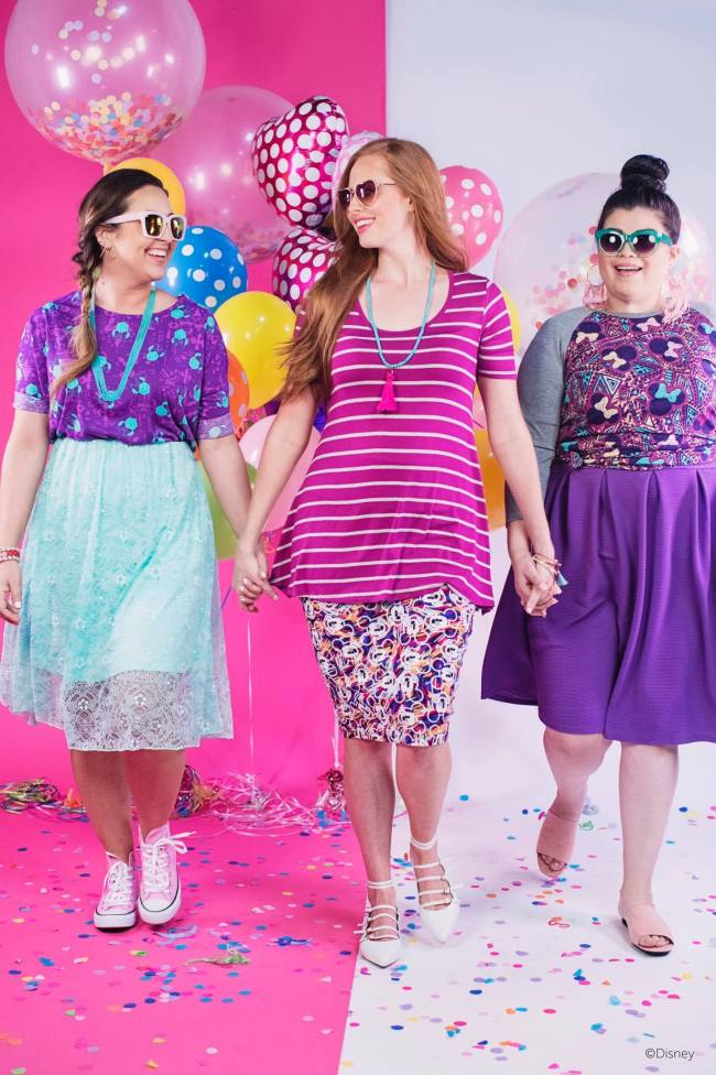 LuLaRoe Collection for Disney