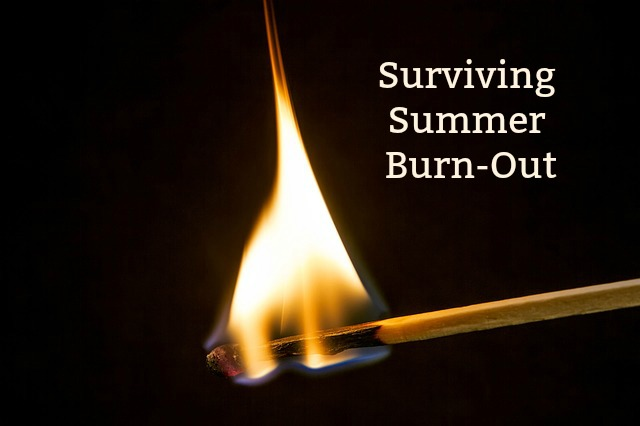 Summer burn-out