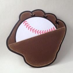 Back, pocket holds ball