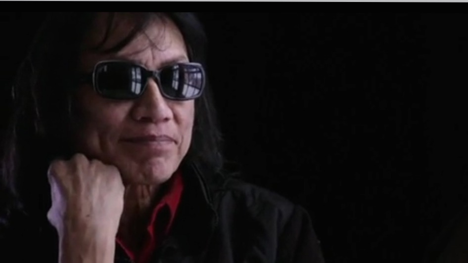 Sixto Rodriguez, albañil y músico del más allá