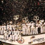 Saraperos se coronan en la Liga Mexicana