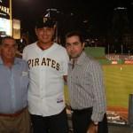 Luis Heredia es comprado por Piratas de Pittsburgh