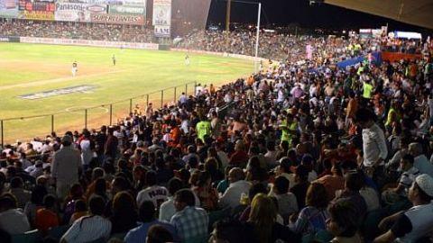 Estadio Héctor Espino, casa de los Naranjeros de la Liga Mexicana del Pacífico