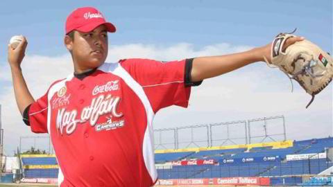 Luis Heredia de Venados de Mazatlán
