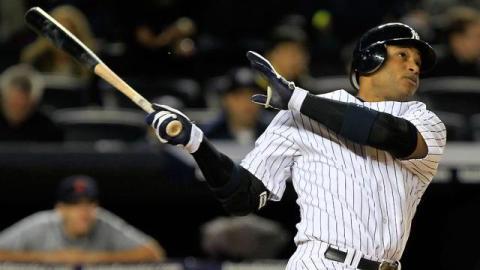 Robinson Canó de Yankees de Nueva York