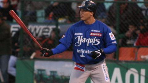 Mario Valdez de Venados de Mazatlán