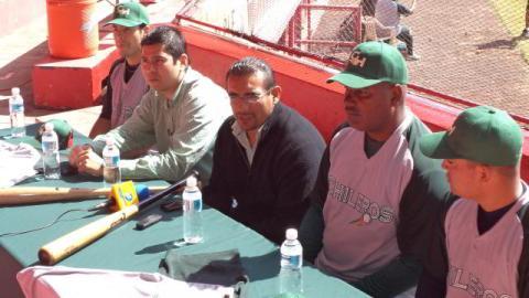 Presentación oficial de Chileros de Xalapa para la temporada 2011-2012