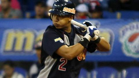Luis Hernández de Tigres de Aragua de la Liga Venezolana de Beisbol Profesional