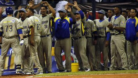 Navegantes de Magallanes de la Liga Venezolana de Beisbol Profesional