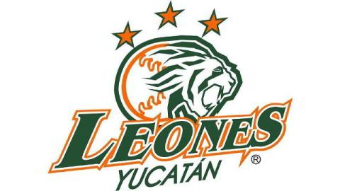 Logotipo de Leones de Yucatán en la Liga Mexicana de Beisbol