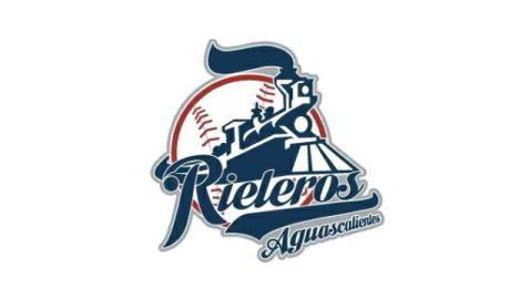 Logotipo de Rieleros de Aguascalientes de la Liga Mexicana de Beisbol