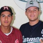César Rodríguez e Isaac Castro, jugadores de la semana