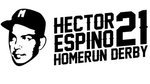 Logotipo del Home run Derby Héctor Espino