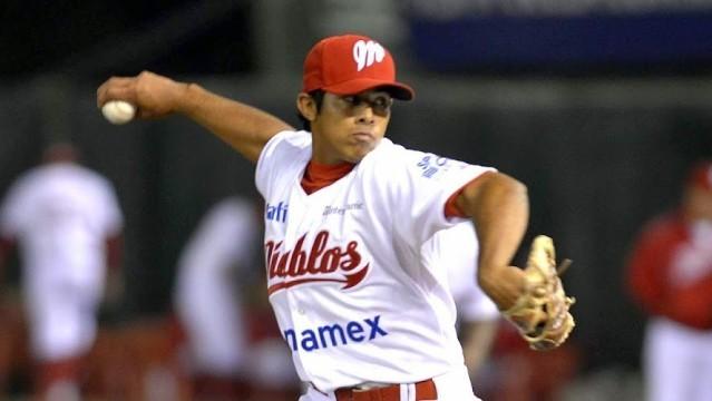 Tony Córdoba, primera selección del Draft 2014 de la LMP