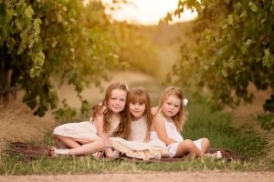 Family Photography in McLaren Vale Wine Region - Cousins