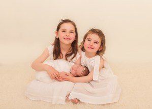 Adelaide Newborn photography baby girl