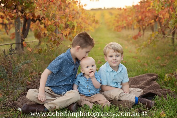McLaren Vale Family Photography