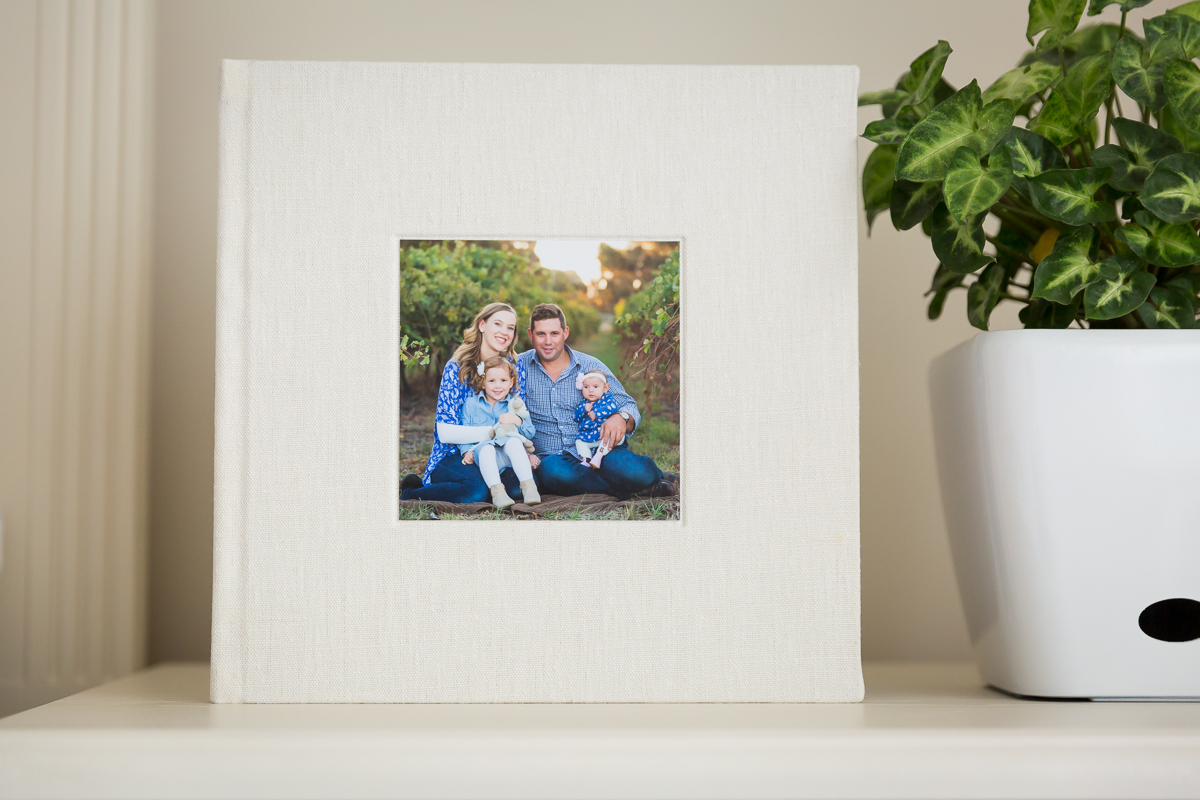 Heirloom Album perfect for all your families memories to be handed down through the generations