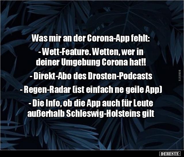 Corona App Anleitung Zum Start Auf Apple Und Android Geraten