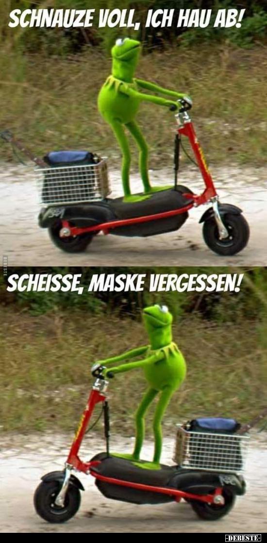 Kermit Spruche Made My Day 2020 03 29