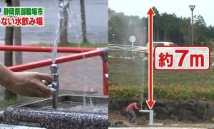 Mira lo que pasa cuando aumentan la presión a un bebedero de agua en esta broma japonesa