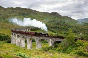 Descubre los 25 viajes en tren más bonitos del mundo