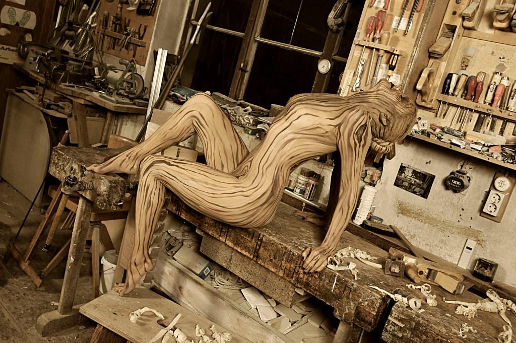 working art Jorg Dusterwald