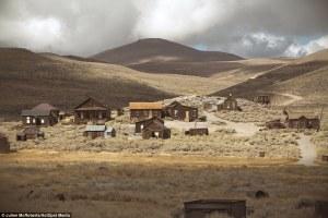 Estas fotografías muestran dónde quedó la vida en esta, una vez, próspera ciudad minera