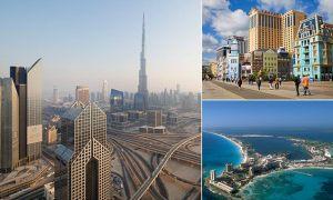 Las ciudades del mundo que se crearon solo para atraer a los turistas