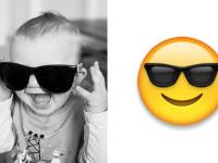 10 bebés que se ven exactamente igual que emoticonos