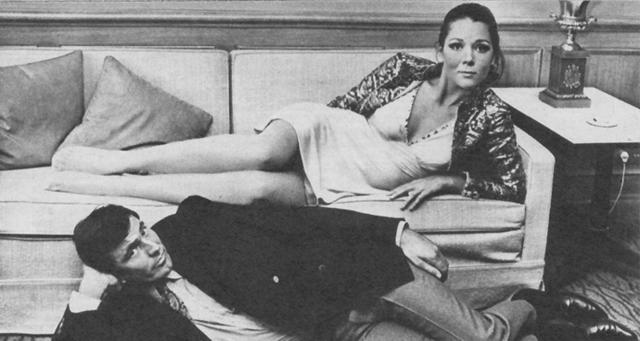 Rigg-and-Lazenby-OHMSS-bts-photos-diana-rigg-35454458-640-341