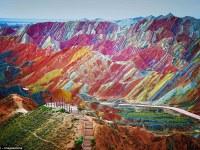 Espectaculares fotografías que revelan por qué China es uno de los países más hermosos de la Tierra