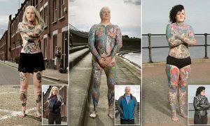 Las vidas secretas de los fanáticos del tatuaje