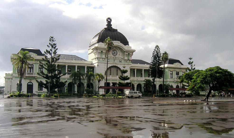 MaputoRailwayStation01