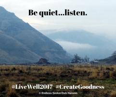 day-22-be-quiet