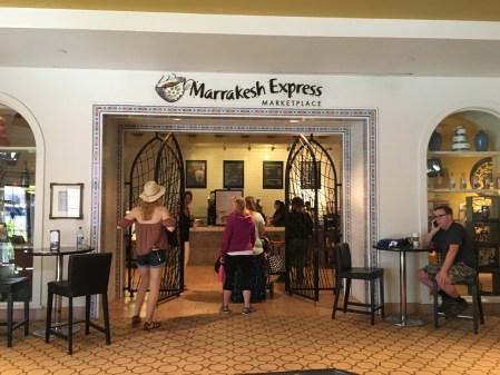 Marrakesh Express