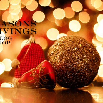Seasons Givings 6-A Blog Hop and Giveaway!