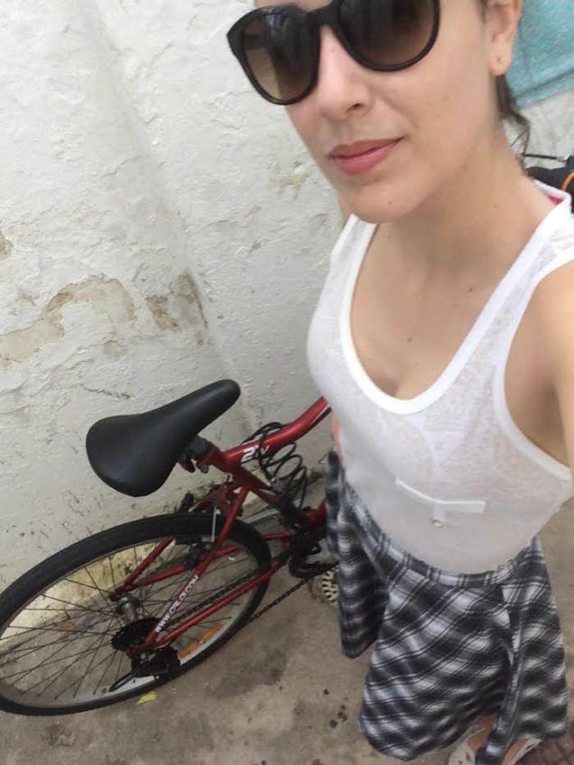 Natasha Catunda De Bike na Cidade Sheryda Lopes (3)