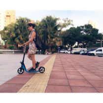 Natasha Catunda De Bike na Cidade Sheryda Lopes (6)