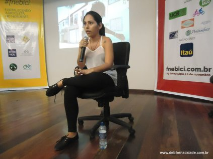 De Bike na Cidade FNEBICI 2015 Recife Bicicleta Sheryda Lopes (8)