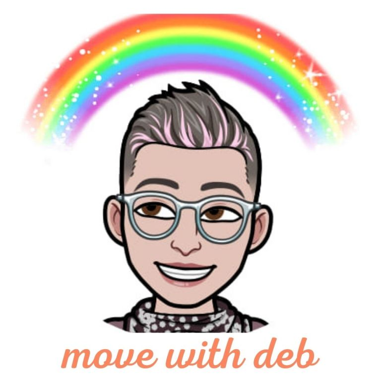 Move With Deb the Podcast