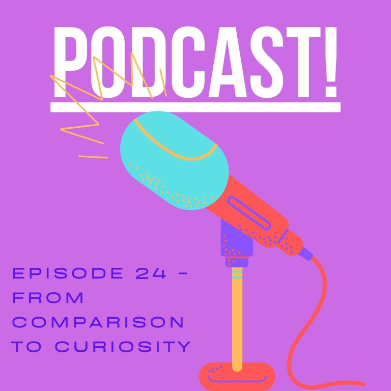 Move With Deb – Episode 24, From Comparison to Curiosity